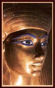 Mary Magdalene's Ancestors Tuya Cleopatra VII Tutankhamun Ankhenaten