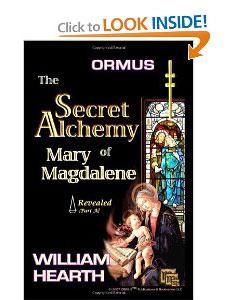 Books on ORMUS Mary Magdalene Alchemy Amazon