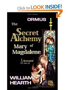 Books on ORMUS Mary Magdalene Alchemy Amazon